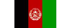 afganistan Yabancı Devlet Bayrakları