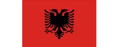 arnavutluk Yabancı Devlet Bayrakları