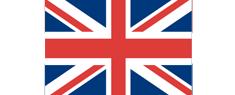 ingiltere Yabancı Devlet Bayrakları