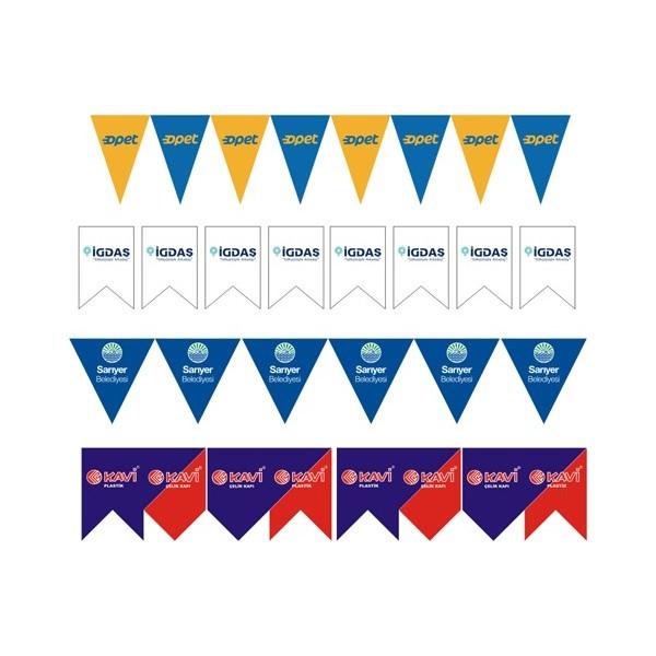 pe dizili bayrak firmalar İpe Dizili Bayrak