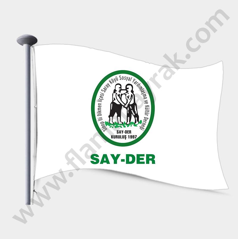 2 Dernek Bayrağı
