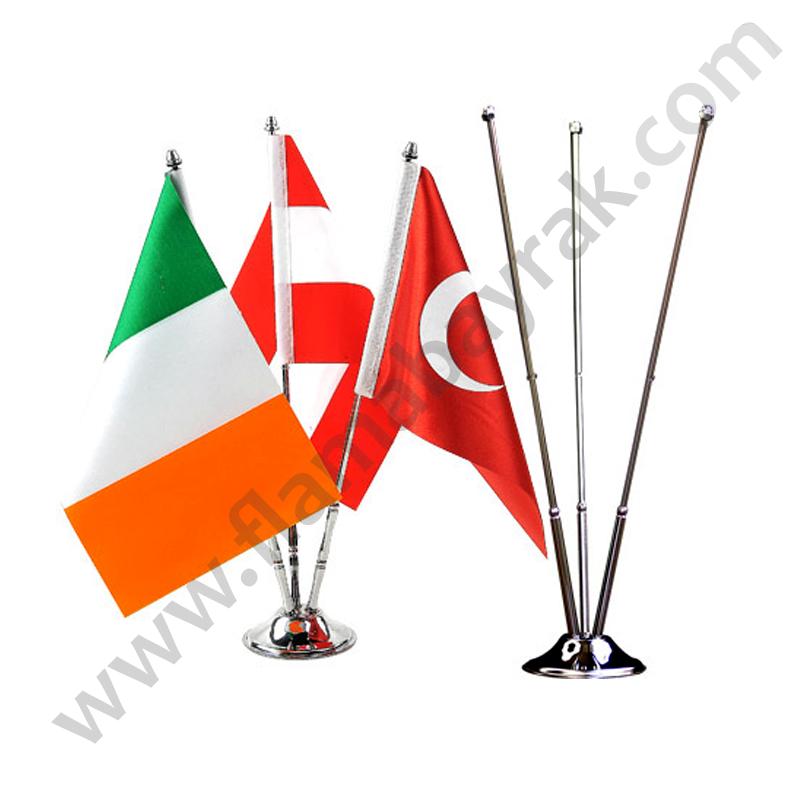 masa bayraklari 3lu3 Masa Bayrağı