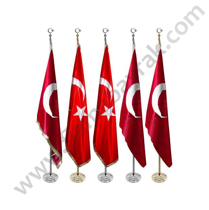 standart makam bayragi 1 Makam Direği Kullanım Alanları