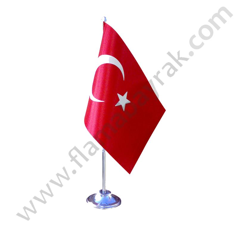 tekli masa turk bayragi1 Masa Bayrağı