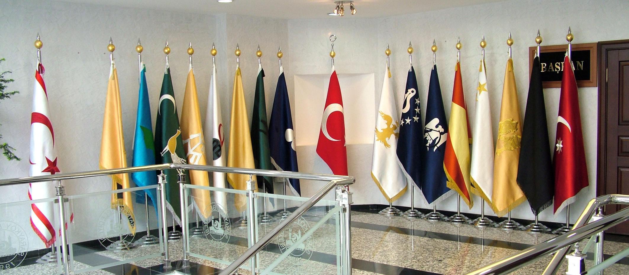 makam bayrakğı Bayrak Üretimi Ve Satışı
