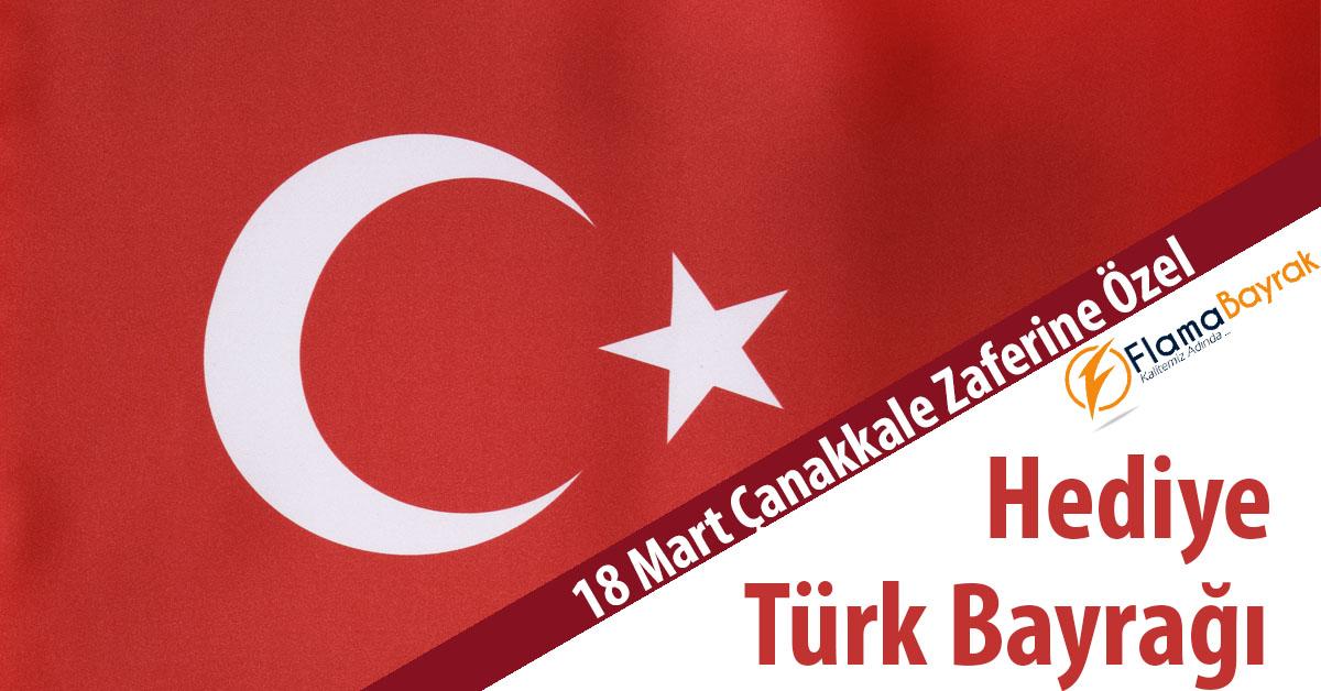 instagram facebook reklam 18 Mart Çanakkale Zaferi Hediye Bayrak Kampanyası