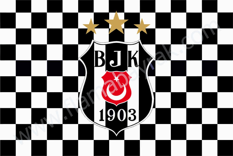 BE%C5%9E%C4%B0KTA%C5%9E 10 Beşiktaş Takım Bayrağı