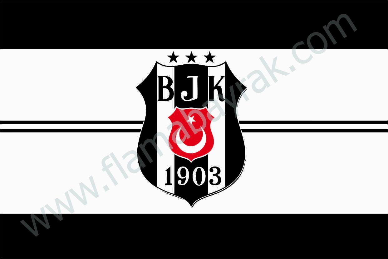 BE%C5%9E%C4%B0KTA%C5%9E 11 Beşiktaş Takım Bayrağı