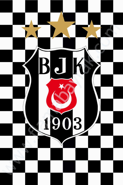 BE%C5%9E%C4%B0KTA%C5%9E 2 Beşiktaş Takım Bayrağı
