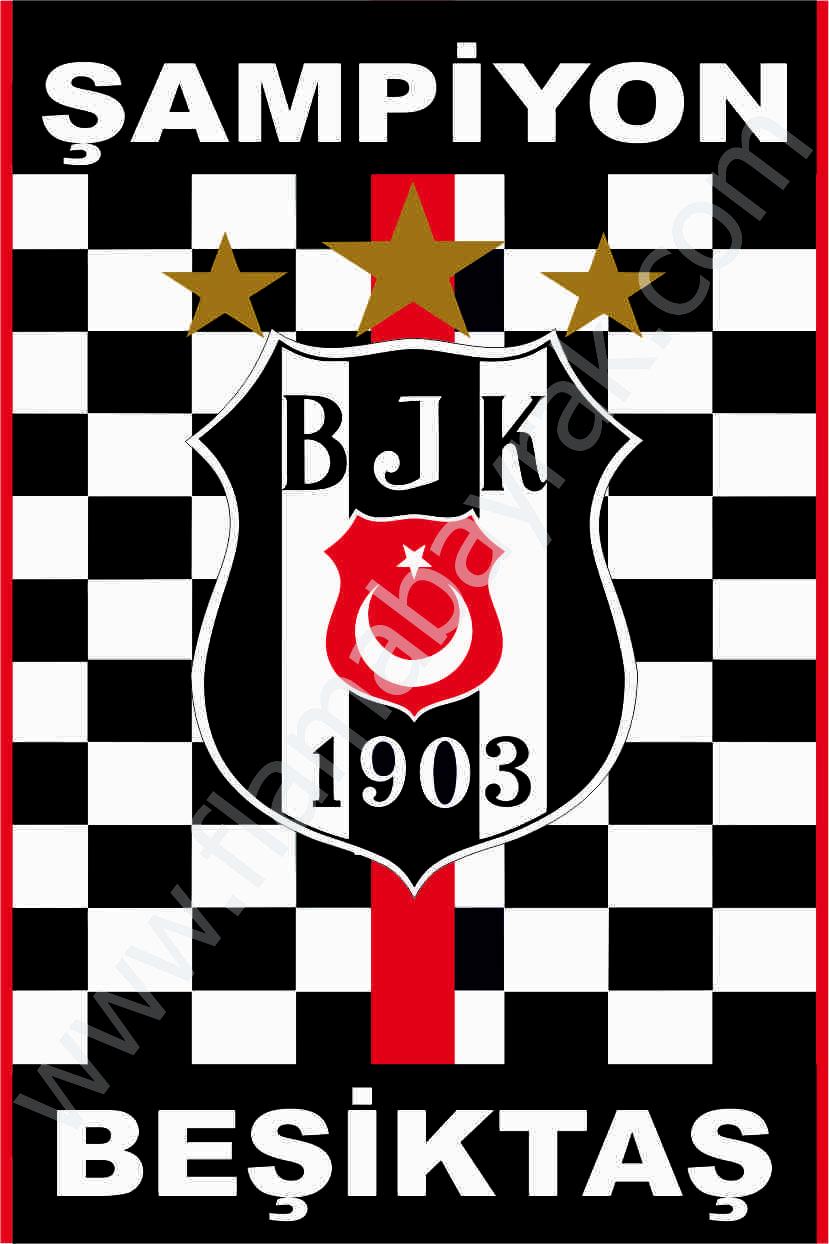BE%C5%9E%C4%B0KTA%C5%9E 9 Beşiktaş Takım Bayrağı