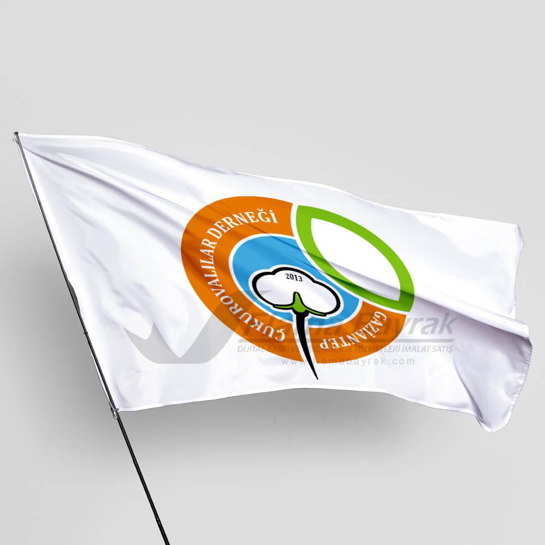 GÇD Dernek Bayrağı Dernek Bayrağı