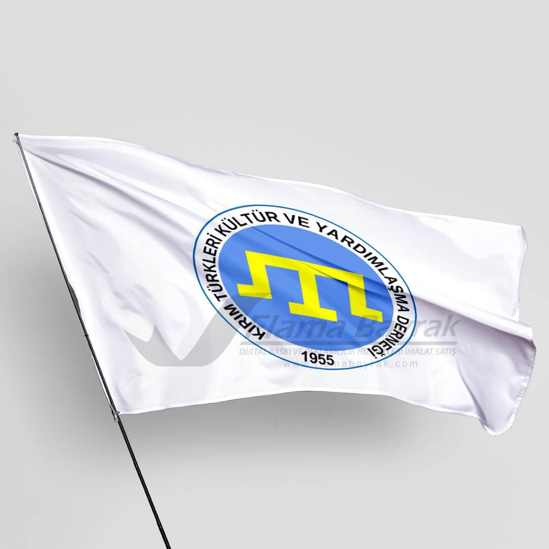 KTKYD Dernek Bayrağı Dernek Bayrağı