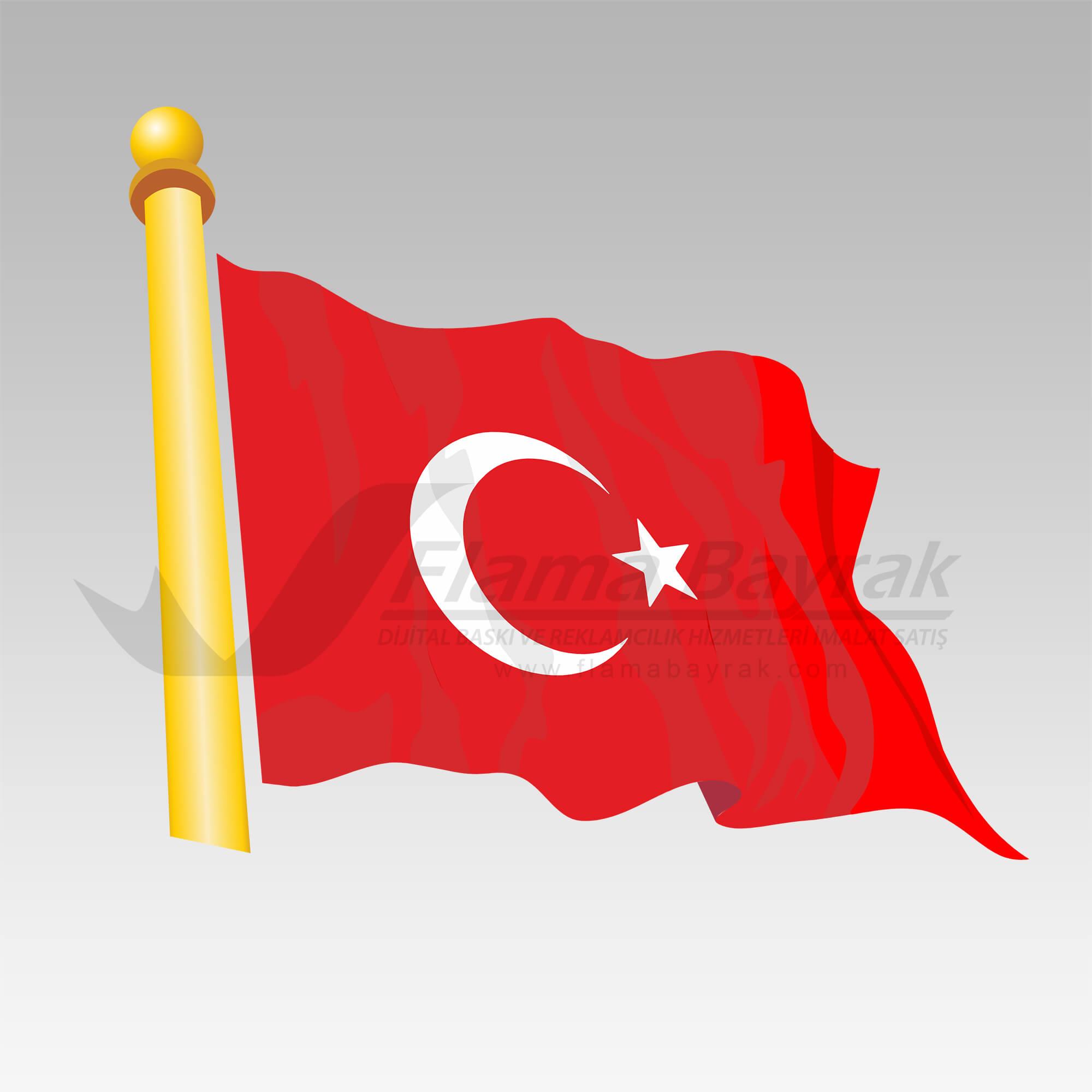 Türk Bayrağı 2 Türk Bayrağı