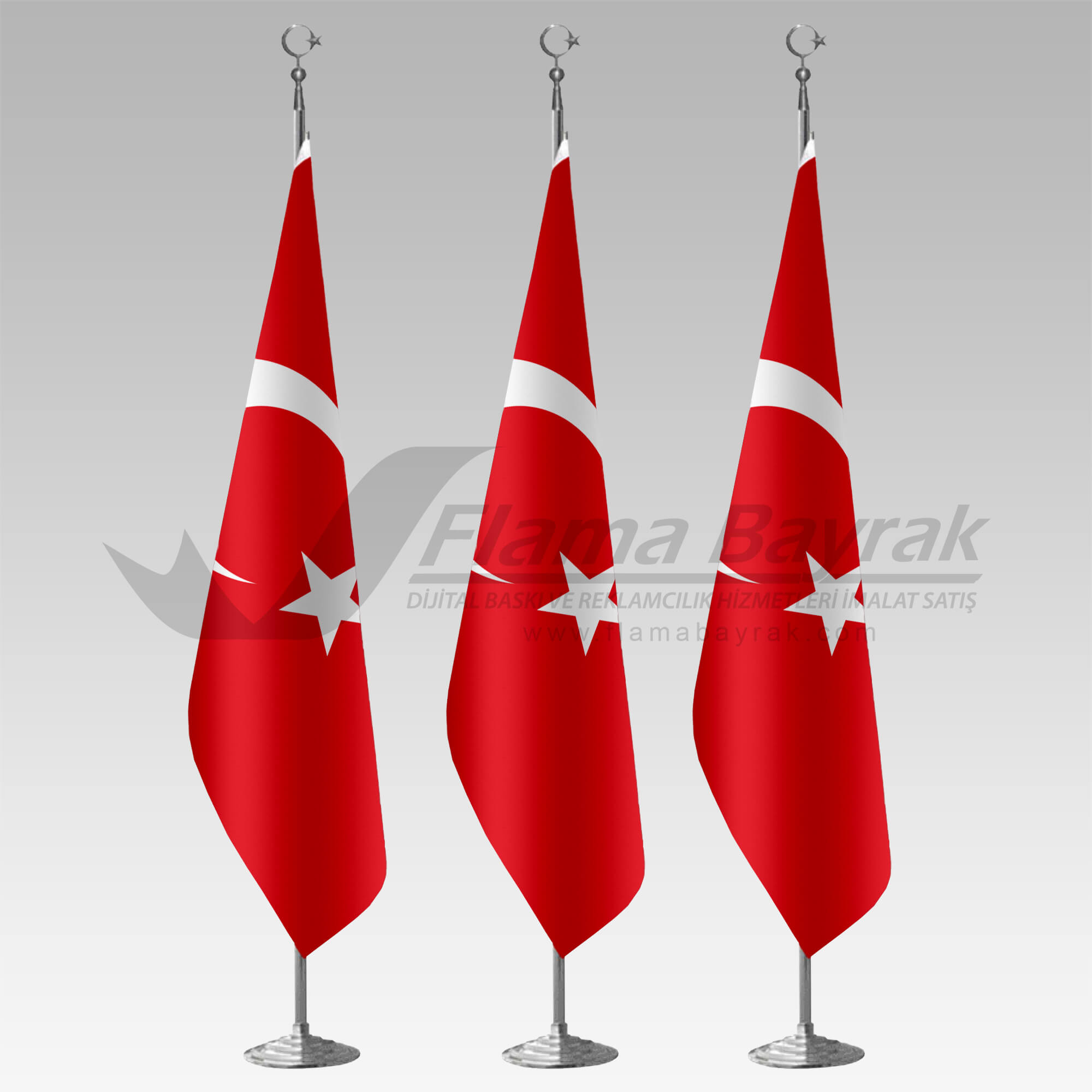 Türkiye Makam Bayrağı Makam Bayrağı