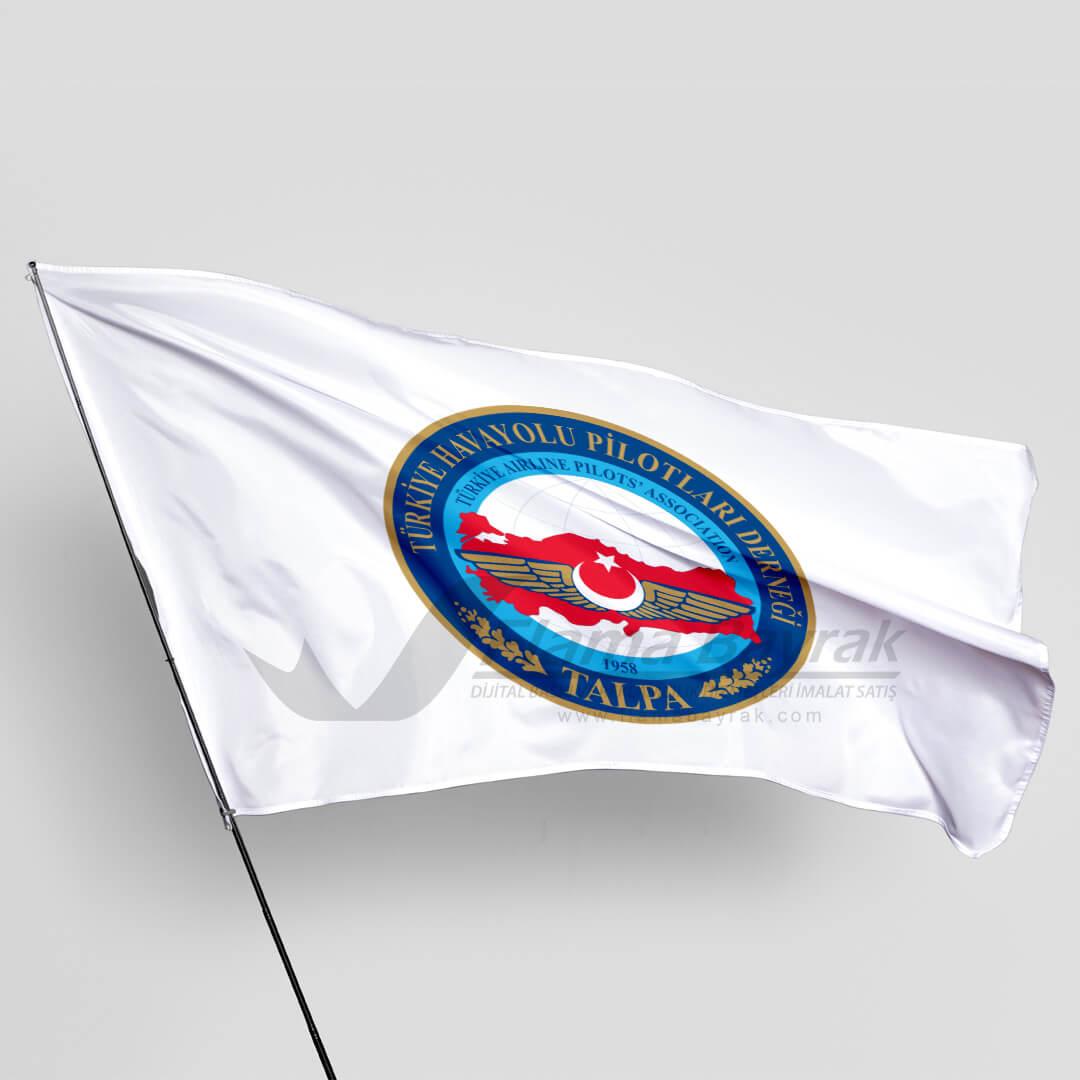 TALPA Dernek Bayrağı Dernek Bayrağı