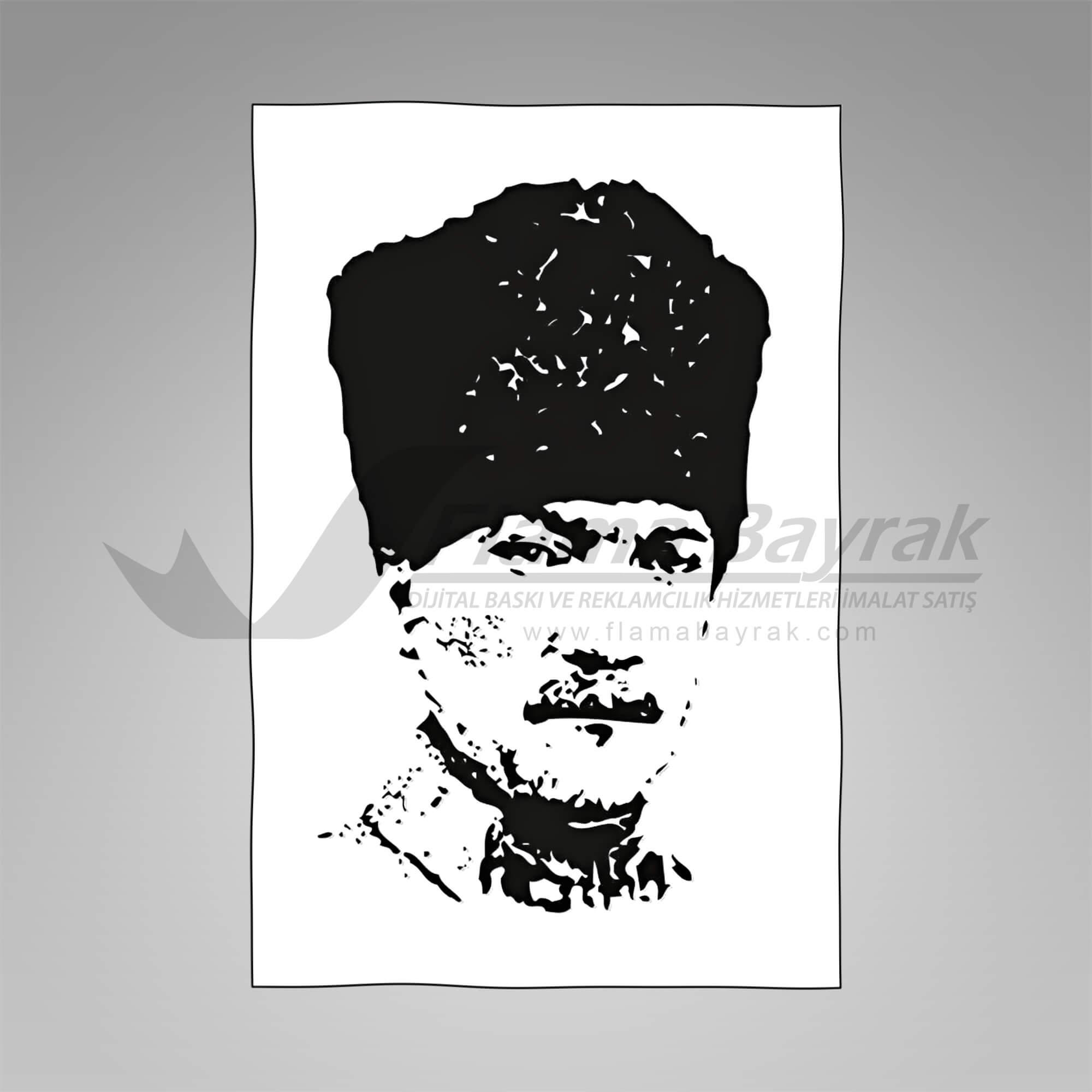 atatürk posteri al Atatürk Posteri