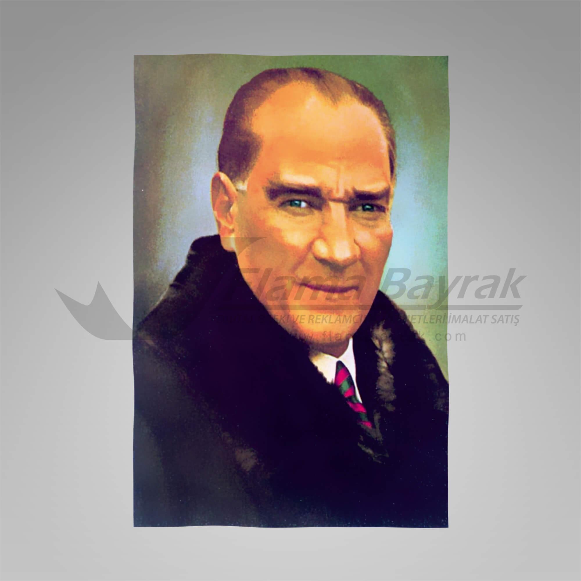 atatürk posteri Atatürk Posteri