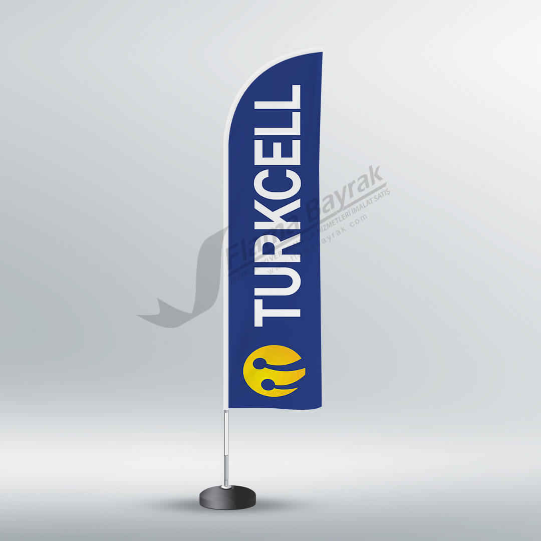 turkcell plaj bayrağı Plaj Bayrağı