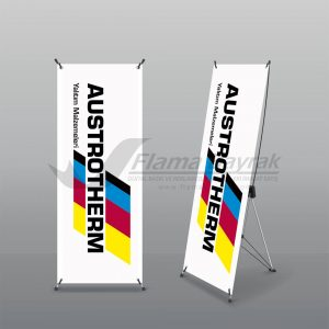 Austrotherm Xbanner 300x300 X Banner