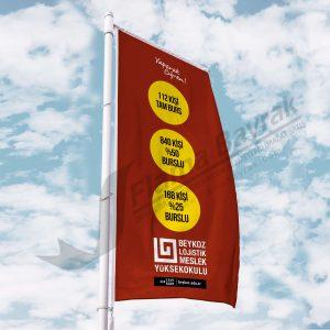 Beykoz Lojistik MYO Gonder Bayragi 300x300 Benzinlik Tipi Gönder  Bayrağı