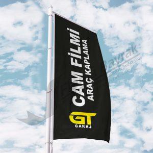 Cam Filmi Gonder Bayragi 300x300 Benzinlik Tipi Gönder  Bayrağı