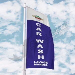 Carwash Gonder Bayragi 300x300 Benzinlik Tipi Gönder  Bayrağı