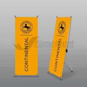 Continental Xbanner 300x300 X Banner