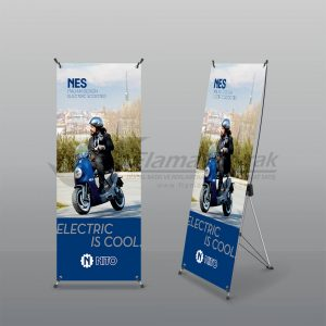 Electric Is Cool Xbanner 300x300 X Banner