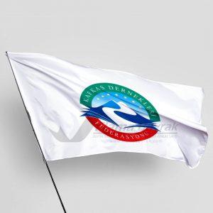 Kafkas Dernekleri Federasyonu Gonder Bayragi 300x300 Dernek Bayrağı