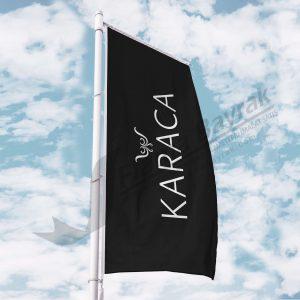 Karaca Gonder Bayragi 300x300 Benzinlik Tipi Gönder  Bayrağı