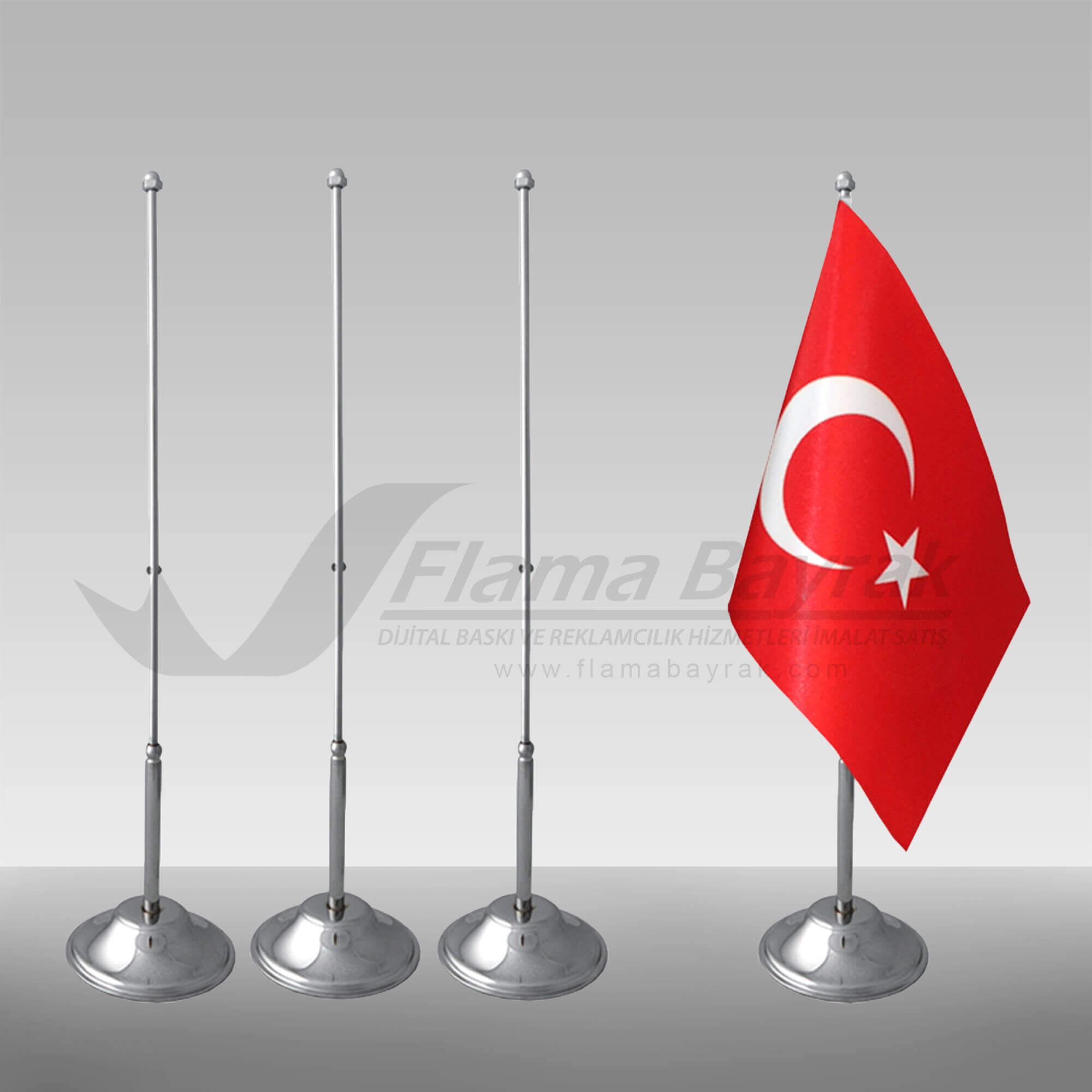 Masa Bayrağı Direkleri Bayrak Direği
