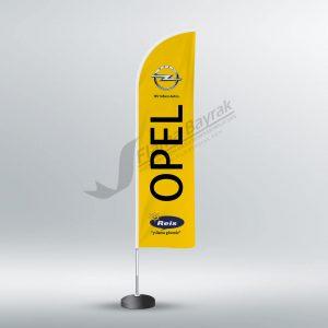 Reis Opel plaj bayragi 300x300 Plaj Bayrağı