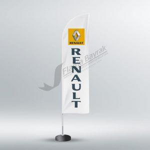 Renault plaj bayragi 300x300 Plaj Bayrağı