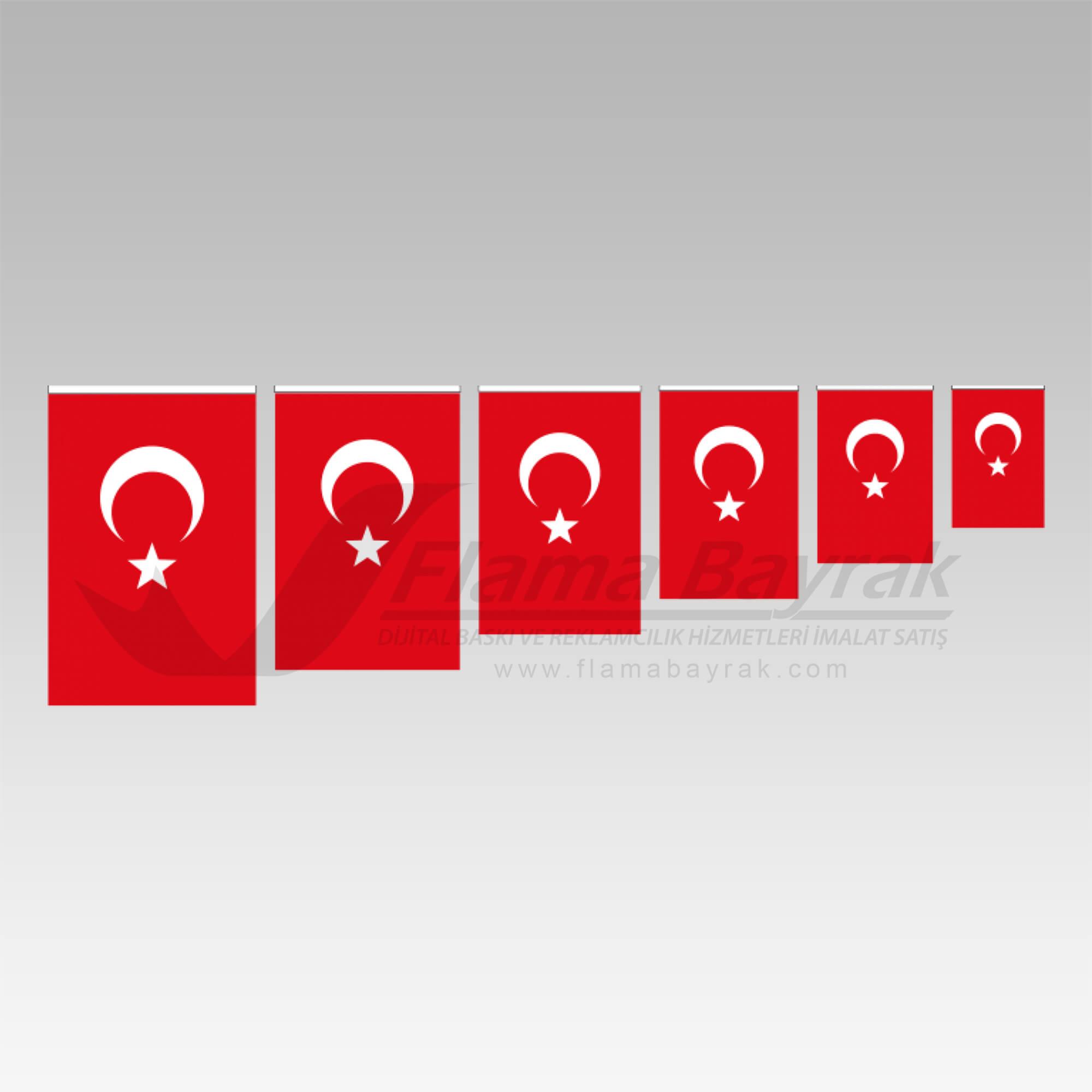 Türk Bayrağı Kullanım Alanları Türk Bayrağı