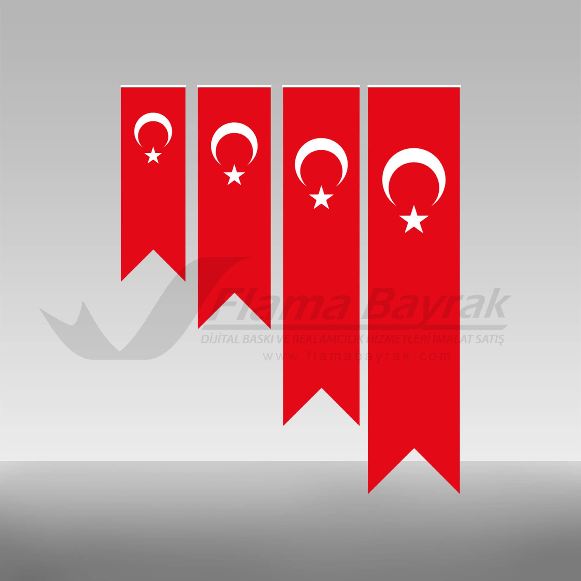 Türk Bayrağı kırlangıç Türk Bayrağı