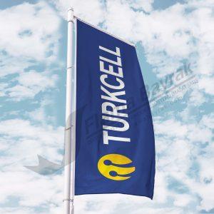 Turkcell Gonder Bayragi 300x300 Benzinlik Tipi Gönder  Bayrağı