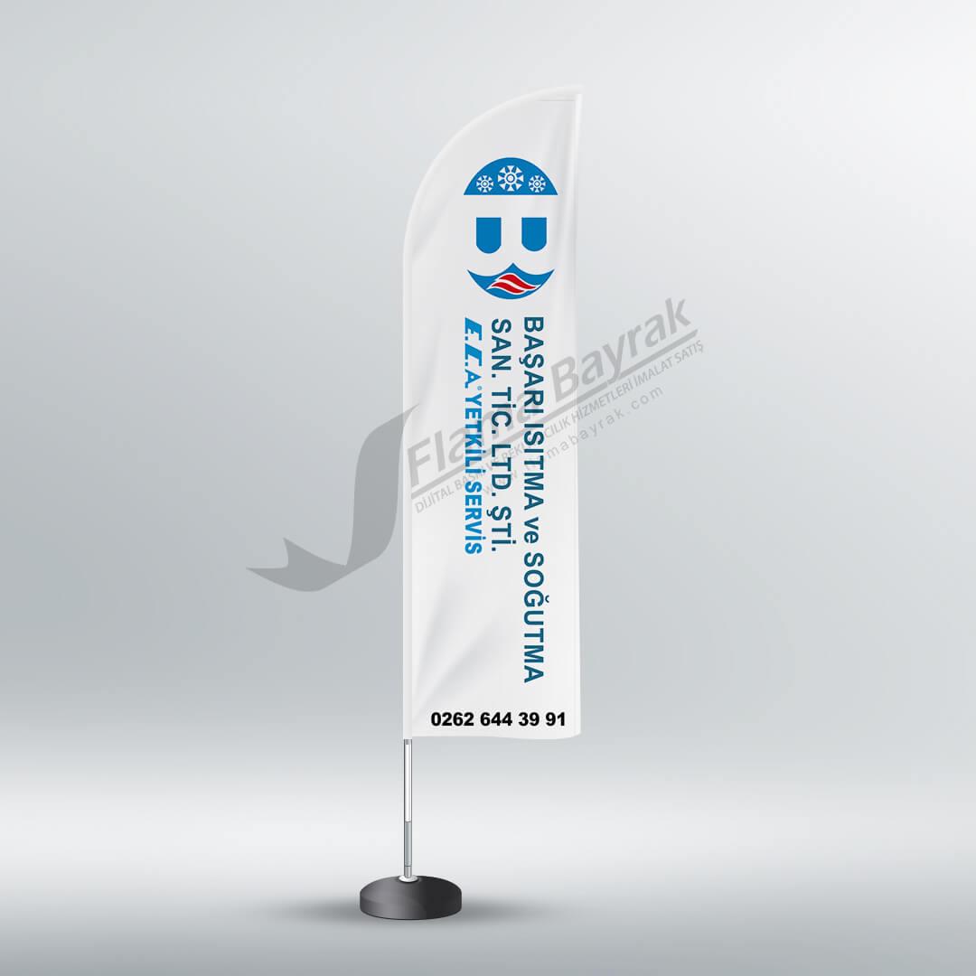başarı ısıtma reklam bayrağı Reklam Bayrağı