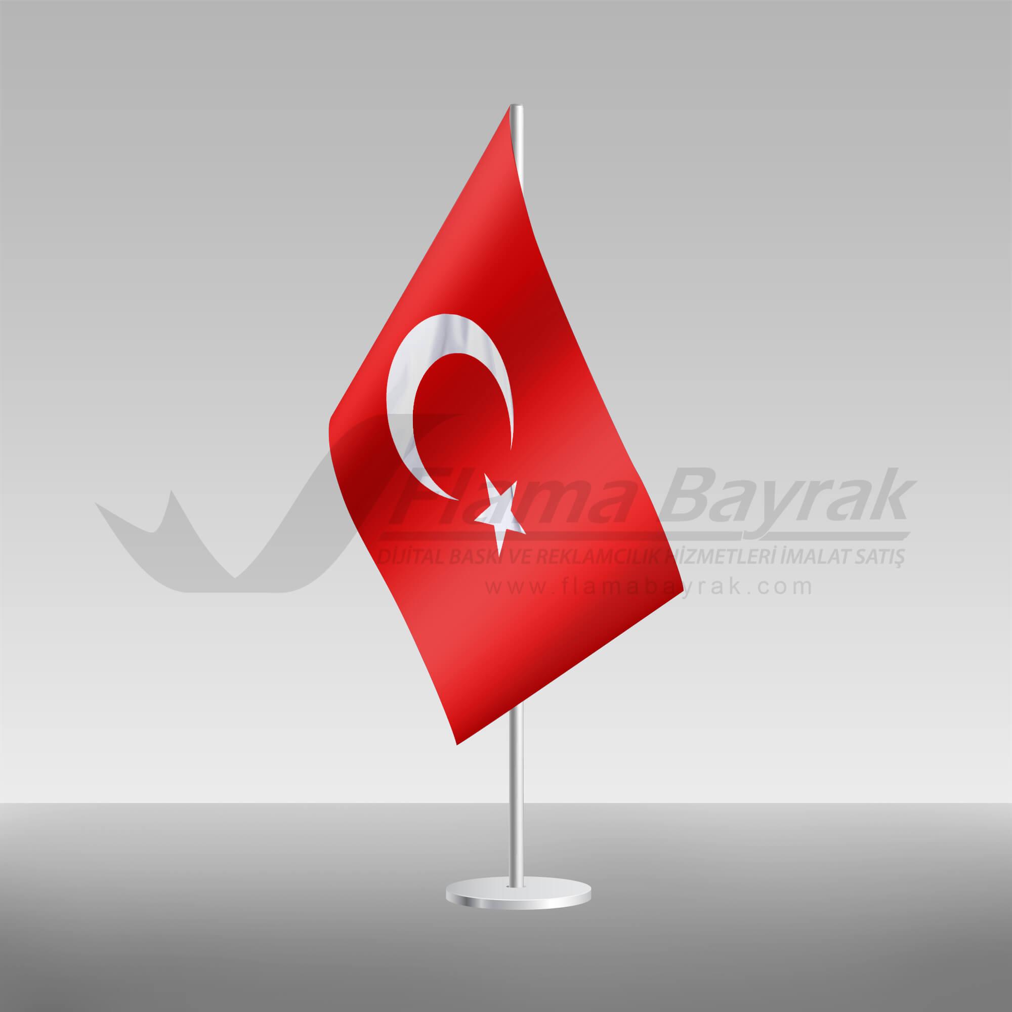 ofis Türk Bayrağı Türk Bayrağı