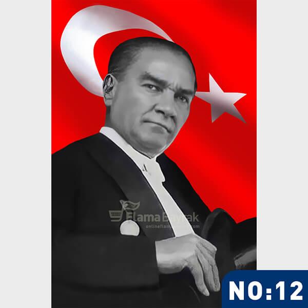 Ataturk Posteri no 12 Atatürk Posteri