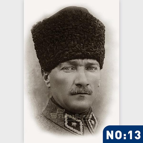 Ataturk Posteri no 13 Atatürk Posteri