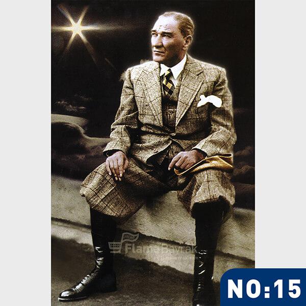 Ataturk Posteri no 15 Atatürk Posteri