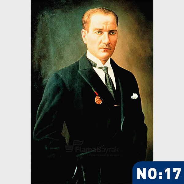Ataturk Posteri no 17 Atatürk Posteri