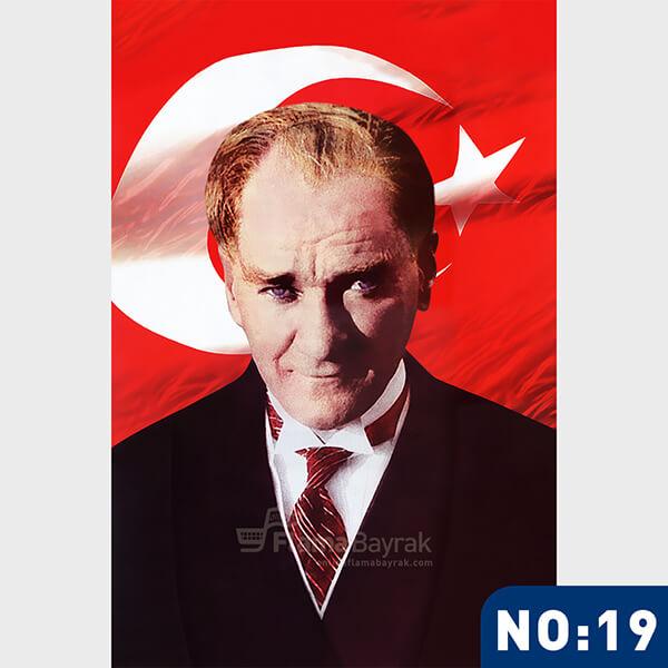 Ataturk Posteri no 19 Atatürk Posteri