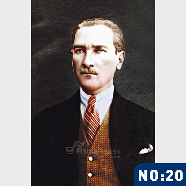 Ataturk Posteri no 20 Atatürk Posteri