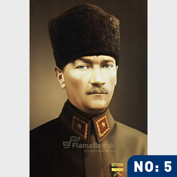 Ataturk Posteri no 5 Atatürk Posteri