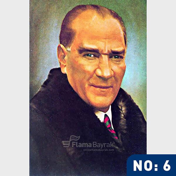 Ataturk Posteri no 6 Atatürk Posteri