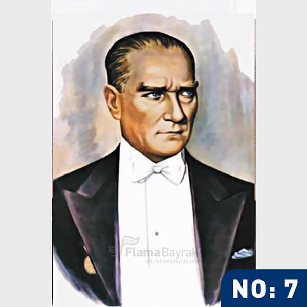 Ataturk Posteri no 7 Atatürk Posteri