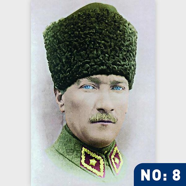 Ataturk Posteri no 8 Atatürk Posteri