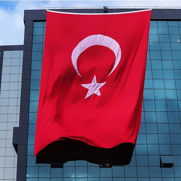 Cephe Turk Bayragi 2 Türk Bayrağı