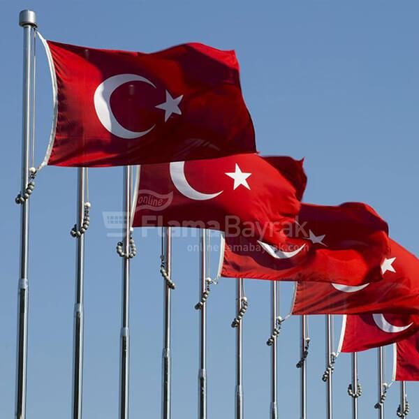 Gonder Turk Bayragi 1 Türk Bayrağı